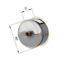 Corax Конденсатоотвод для трубы (430/0.5 мм) ?80 мм