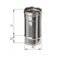 Corax Дымоход 0.25м (430/0.5 мм) ?130 мм