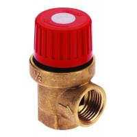 Клапан предохранительный icma 241 1/2 (2.5 атм)