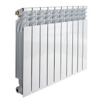 Радиатор алюминиевый Radena 350x4