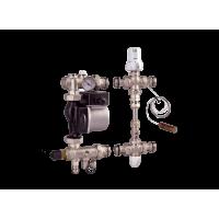 Icma смесительная группа с насосом Grundfos UPSO25-40 130 M055 25/40