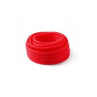 Pro Aqua Труба защитная гофрированная D 28 красная